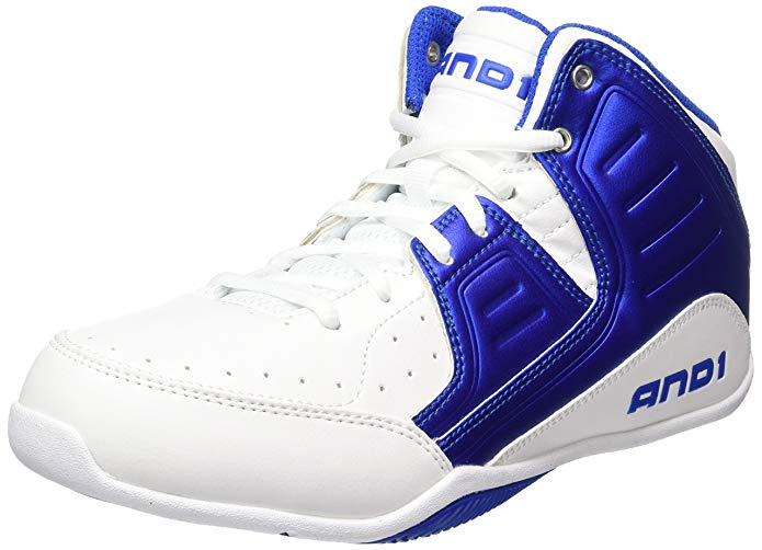 AND 1 Men's Rocket 4.0 Basketball Shoes