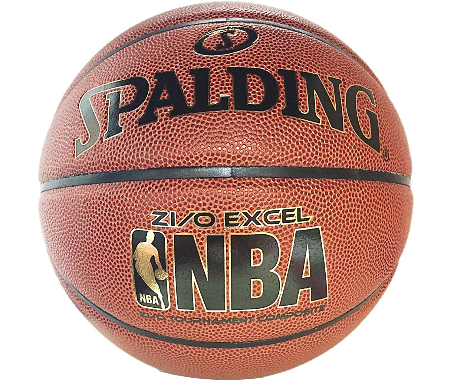 Spalding NBA Zi/O Excel Tournament Basketball 29.5""